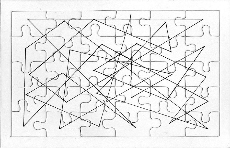 julien nedelec puzzle trait