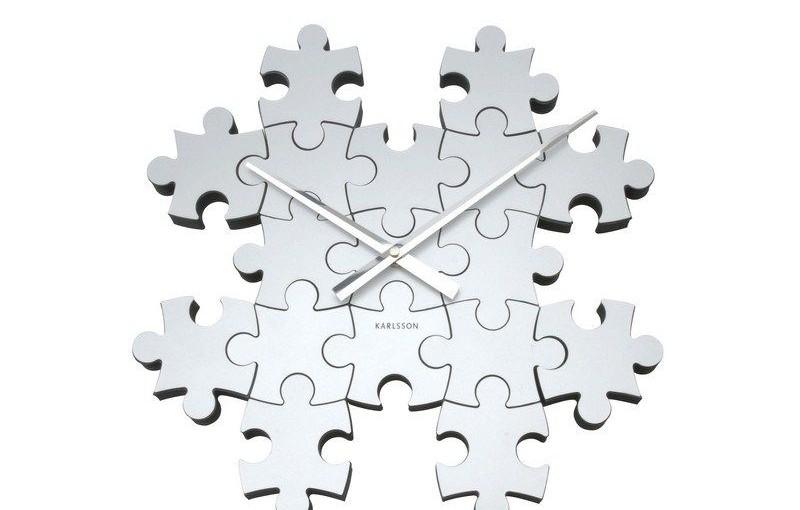 montre horloge puzzle