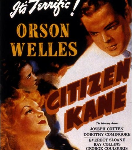 Citizen Kane – Orson Welles – puzzle