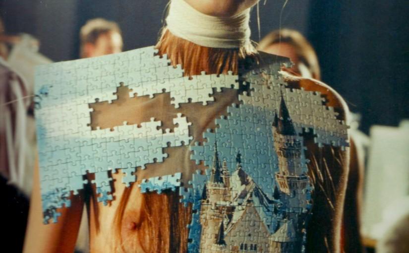 Alexander McQueen SS 2001 jigsaw puzzle