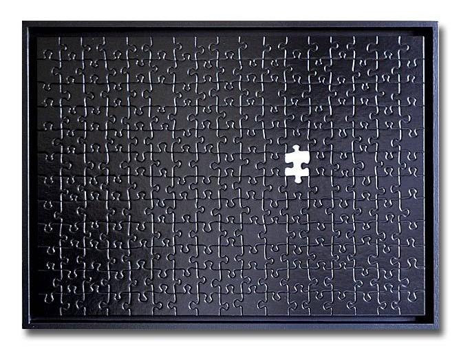 Geherd – Puzzle Noir