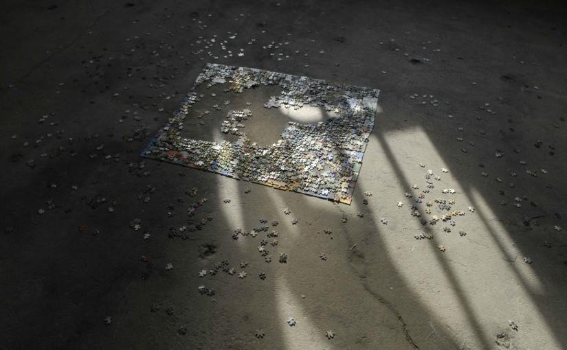 Antoine Gonzalez – Décomposition