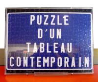 Joël Ducorroy – Puzzle d'un tableau contemporain