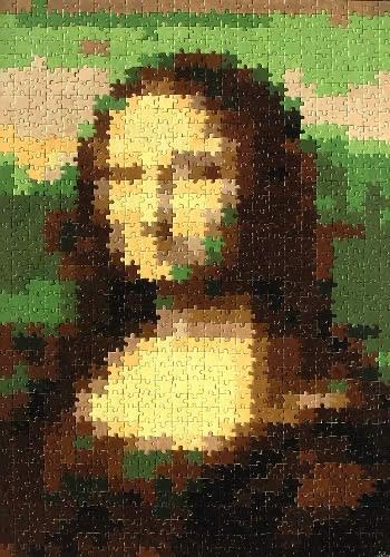 Olivier TERRAL – Mona Lisa