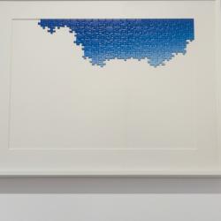 Jigsaw (100 pieces), 2015 Jigsaw 24 × 21 1/10 in 61 × 53.5 cm