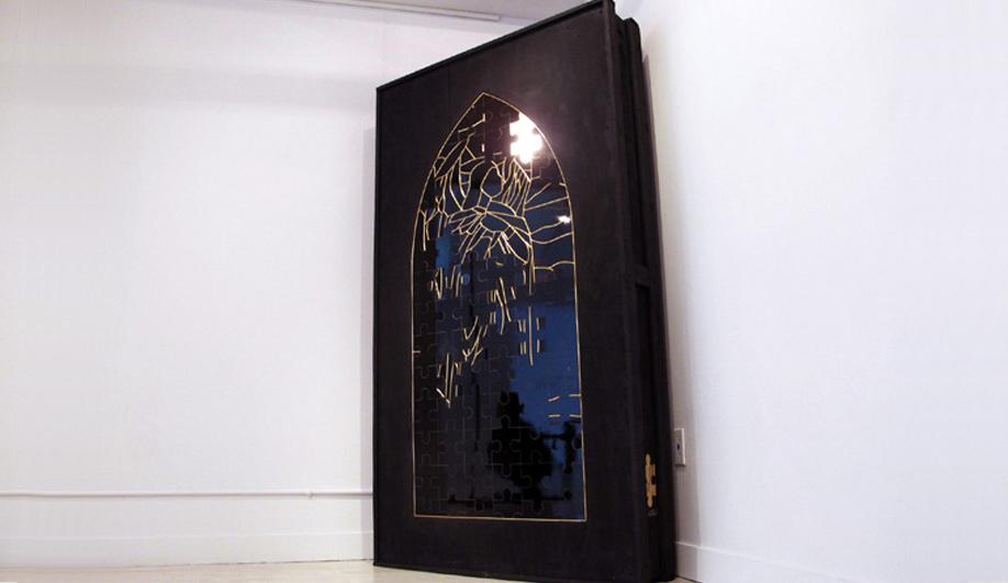 """""""Reflection,"""" Brad Ascalon, 2011."""
