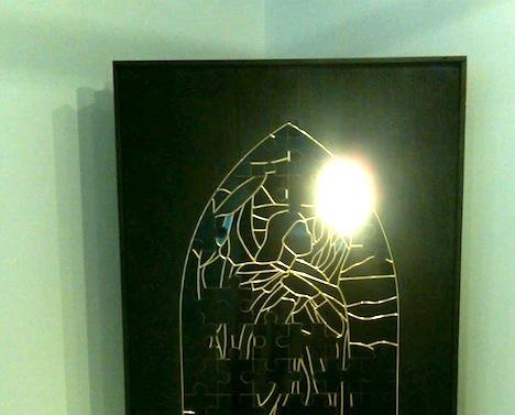 Reflection Brad Ascalon 2011 Tobias-Wong